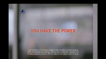 Invesco PowerShares TV Spot, 'Invest With a Laser, Not a Hacksaw' - Thumbnail 8