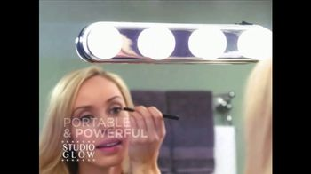 Studio Glow TV Spot, 'Portable and Powerful Lights'