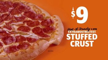 Little Caesars EXTRAMOSTBESTEST Pizza TV Spot, \'We Beat Our Own Record\'