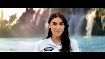 Universal Orlando Resort TV Spot, 'Vacaciones a otro nivel: paquete de cinco noches desde $99 dólares' [Spanish] - Thumbnail 4
