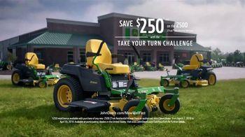 John Deere ZTrak Z540R TV Spot, 'Test Drive: Take Your Turn' - Thumbnail 7