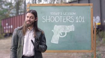 The Walking Dead: No Man's Land TV Spot, 'Playtime With Jesus: Shooter 101'