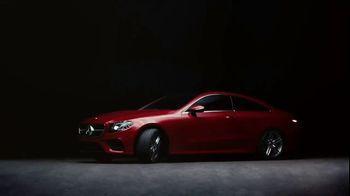 2018 Mercedes-Benz E-Class Sport Sedan TV Spot, 'Powerslide' [T1] - Thumbnail 2