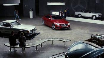 2018 Mercedes-Benz E-Class Sport Sedan TV Spot, 'Powerslide' [T1] - Thumbnail 3