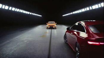 2018 Mercedes-Benz E-Class Sport Sedan TV Spot, 'Powerslide' [T1] - Thumbnail 4