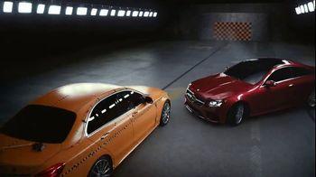 2018 Mercedes-Benz E-Class Sport Sedan TV Spot, 'Powerslide' [T1] - Thumbnail 5