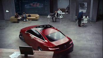 2018 Mercedes-Benz E-Class Sport Sedan TV Spot, 'Powerslide' [T1] - Thumbnail 6