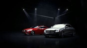 2018 Mercedes-Benz E-Class Sport Sedan TV Spot, 'Powerslide' [T1] - Thumbnail 8