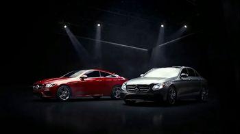 2018 Mercedes-Benz E-Class Sport Sedan TV Spot, 'Powerslide' [T1] - 1141 commercial airings