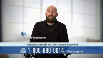 Catheter Express TV Spot, 'Little or No Cost' - Thumbnail 3