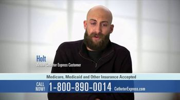 Catheter Express TV Spot, 'Little or No Cost' - Thumbnail 7