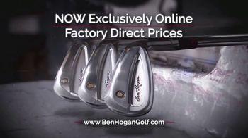 Ben Hogan Golf Equipment Company TV Spot, 'Only the Finest' - Thumbnail 5