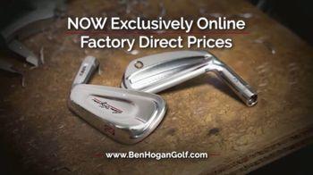Ben Hogan Golf Equipment Company TV Spot, 'Only the Finest' - Thumbnail 6