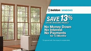 Beldon Windows TV Spot, 'Top-Quality Windows' - Thumbnail 7