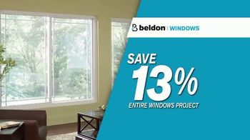 Beldon Windows TV Spot, 'Top-Quality Windows' - Thumbnail 6