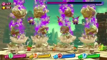Kirby Star Allies TV Spot, 'Trailer 2: Turn Enemies Into Friends' - Thumbnail 9