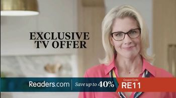 Readers.com TV Spot, 'Always a Great Selection' - Thumbnail 10
