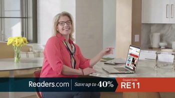 Readers.com TV Spot, 'Always a Great Selection' - Thumbnail 2