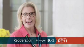 Readers.com TV Spot, 'Always a Great Selection'