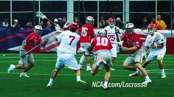 NCAA TV Spot,' 2018 Men's Lacrosse Championships: Gillette Stadium'