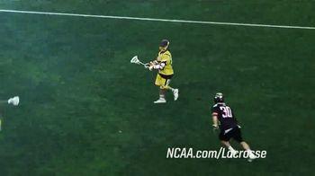 NCAA TV Spot,' 2018 Men's Lacrosse Championships: Gillette Stadium' - Thumbnail 2