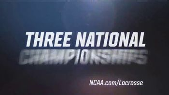 NCAA TV Spot,' 2018 Men's Lacrosse Championships: Gillette Stadium' - Thumbnail 5