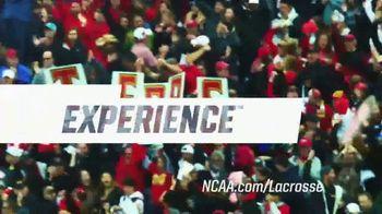 NCAA TV Spot,' 2018 Men's Lacrosse Championships: Gillette Stadium' - Thumbnail 8