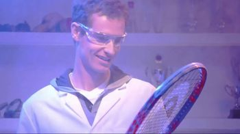 Head Tennis Radical Series TV Spot, 'The Radical Scientist' Ft. Andy Murray - Thumbnail 8