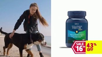 GNC Lowest Prices of the Season Sale TV Spot, 'Your Favorite Items'