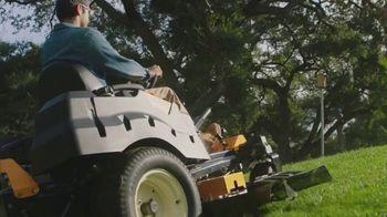 Cub Cadet TV Spot, 'Turn After Glorious Turn' - Thumbnail 1