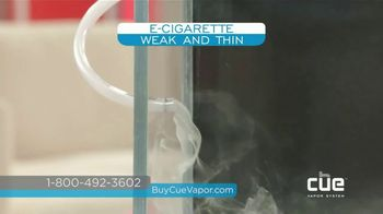 Cue Vapor System TV Spot, 'Smoking Without the Smell' - Thumbnail 3