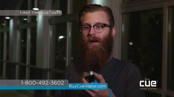 Cue Vapor System TV Spot, 'Smoking Without the Smell' - Thumbnail 5