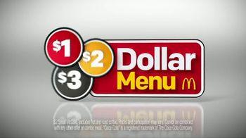 McDonald's $1 $2 $3 Menu TV Spot, 'Good Grades' - Thumbnail 9