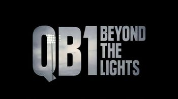 Complex TV Spot, 'QB1: Beyond the Lights Seasons 1 and 2: First Question' - Thumbnail 1