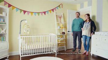 Dutch Boy Platinum Plus Paint + Primer TV Spot, 'From Man Cave to Nursery' - Thumbnail 10