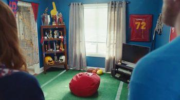 Dutch Boy Platinum Plus Paint + Primer TV Spot, 'From Man Cave to Nursery' - Thumbnail 2