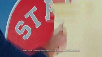 Dutch Boy Platinum Plus Paint + Primer TV Spot, 'From Man Cave to Nursery' - Thumbnail 8