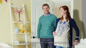 Dutch Boy Platinum Plus Paint + Primer TV Spot, 'From Man Cave to Nursery' - Thumbnail 9