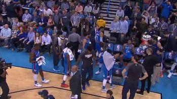 YouTube TV TV Spot, 'NBA Saturday Primetime: Spurs vs. OKC' - Thumbnail 1
