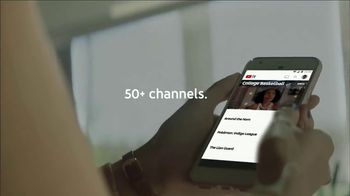 YouTube TV TV Spot, 'NBA Saturday Primetime: Spurs vs. OKC' - Thumbnail 6