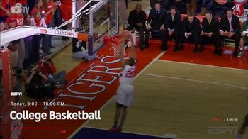 YouTube TV TV Spot, 'NBA Saturday Primetime: Spurs vs. OKC' - Thumbnail 8
