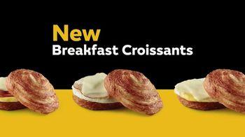 Subway Breakfast Croissants TV Spot, 'Morning Commute' - Thumbnail 4