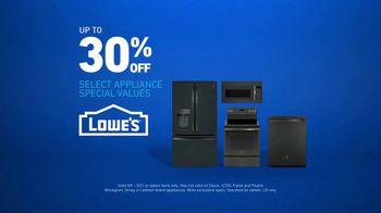 Lowe's TV Spot, 'The Moment: Not Enough Fridge: Select Appliances' - Thumbnail 7