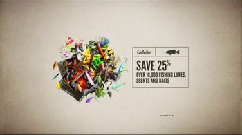 Cabela's Great Outdoor Days Sale TV Spot, 'Hoodies, Footwear & Tackle Bags' - Thumbnail 8