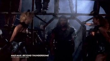 Crackle.com TV Spot, 'Mad Max: Beyond Thunderdome' - Thumbnail 1