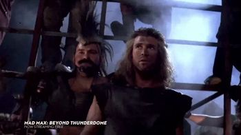 Crackle.com TV Spot, 'Mad Max: Beyond Thunderdome' - Thumbnail 2