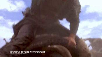 Crackle.com TV Spot, 'Mad Max: Beyond Thunderdome' - Thumbnail 6