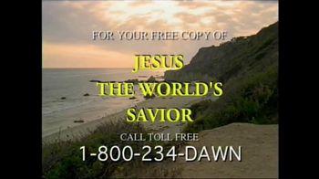 Dawn Bible Students Association TV Spot, 'Jesus the World's Savior' - Thumbnail 8