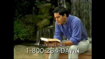 Dawn Bible Students Association TV Spot, 'Jesus the World's Savior' - Thumbnail 6