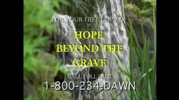 Dawn Bible Students Association TV Spot, 'Hope Beyond the Grave' - Thumbnail 9